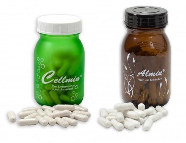 Infos über Almin® und Cellmin®